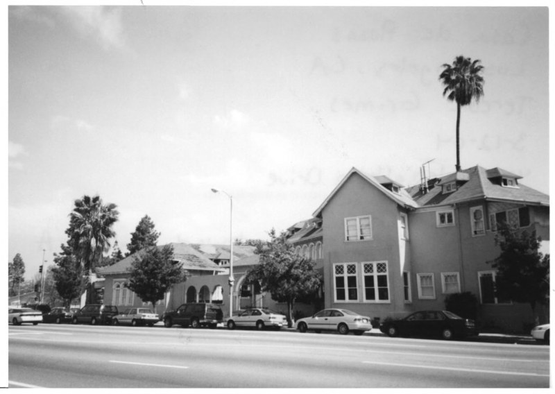 Casa de Rosas 2004 - by Teresa Grimes, accessed through the National Register of Historic Places