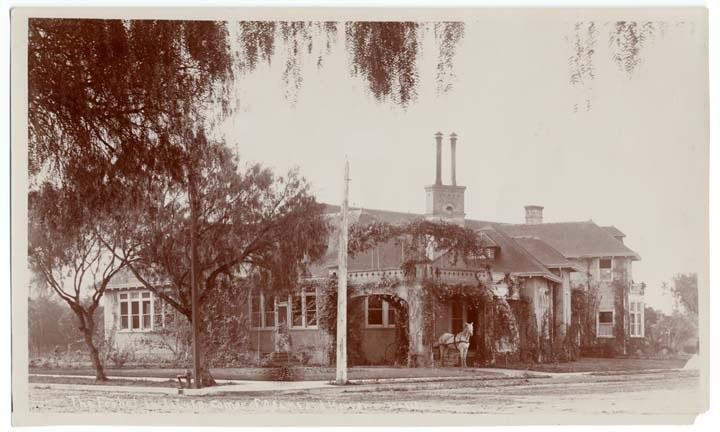 Frobel Institute 1897– by W. H. Fletcher, accessed through the California State Library