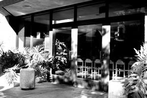 Café-teria · Cafe 84 hosts chain stores like Wahoo's Fish Taco. - Ian Elston| Daily Trojan