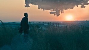 Close encounters · Sharlto Copley (top) stars as Wikus Van De Merwe in Neill Blomkap's sci-fi thriller, District 9. The film explores relations between humans and an extraterrestrial race stranded on Earth. - Photos courtesy of Sony Pictures Entertainment
