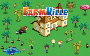 Old McDonald · A community-based online game where users buy agriculture with virtual coins, Farmville is currently the top application on Facebook. It is just one of many community-based games found on the Internet. - Photo courtesy of  Farmville Neighbors