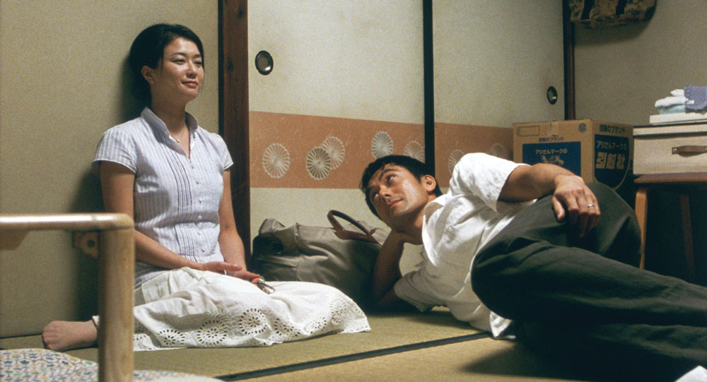 foreign film depicts an honest intimate portrait of