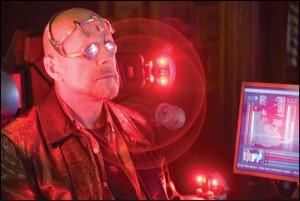 OK computer · Bruce Willis stars as surrogate robot-turned-FBI Agent Tom Greer in Jonathan Mostow's  unconventional sci-fi thriller, Surrogates. - Photo courtesy of Walt Disney Studios