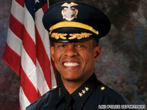 New heights · Erroll Southers, associate director of USC's Center for Risk and Economic Analysis of Terrorism Events, will likely head the TSA. - Photo courtesy of LAX Police Department