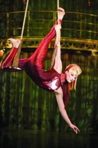 Trickster · Kooza, the latest show from Cirque du Soleil, features an array of performers, including tightrope walkers and contortionists. - Photos courtesy of Cirque du Soleil