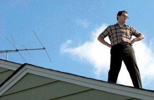 Pious man · Michael Stuhlbarg stars as Larry Gopnik in the Coen Brothers' A Serious Man, a dark comedy that explores facets of American Judaism. - Photo courtesy of Relativity Media
