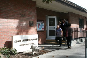 Long wait · The current health center's inadequate space causes long wait times, and it may be a while before the new health center appears. - Constance Shao | Daily Trojan