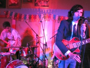 Freak-folk · Devendra Banhart performed songs off his latest album, What Will We Be, last Thursday in Chinatown. A distinguished member of LA's underground music community, Banhart's audience consisted of mostly friends and family, including actress Kat Dennings and musician Fabrizio Moretti. - Scott Melendez | Daily Trojan