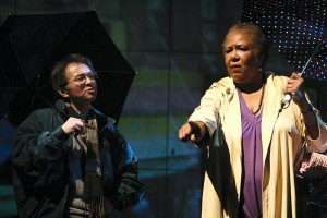 Soul food · The East West Players' Po Boy Tango, written by Kenneth Lin, fuses theater and culinary arts for a multi-sensory experience. - Photo courtesy of East West Players