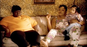 Oscar contender · After a strong showing at the Sundance and Toronto film festivals, Precious: Based on the Novel Push by Sapphire is becoming one of the leading, and most unlikely films of the 2009 Academy Awards race. - Photo courtesy of Lionsgate