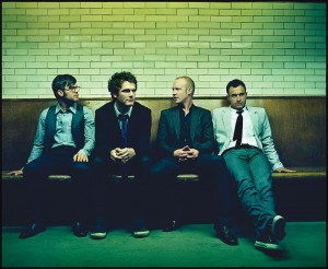 All at once · Grammy Award-nominated rock band The Fray, which formed in Denver in 2002, recently ended its nationwide tour in promotion of its self-titled sophomore album, The Fray. - Photo courtesy of The Fray
