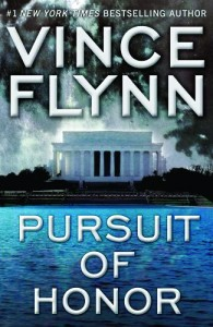 Espionage · In Vince Flynn's latest thriller, counter-terrorist agent Mitch Rapp must find the culprits responsible for an attack on Washington, DC. - Photo courtesy of Atria
