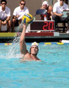 Balancing act · Senior two-meter Shea Buckner is one of 13 Trojans with five or more goals, a balance they hope to maintain against UCLA. - Katelynn Whitaker | Daily Trojan