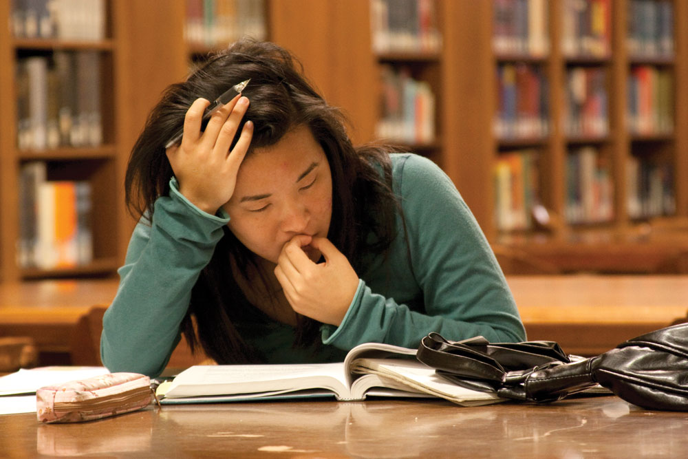 Easy Steps for students to handle everyday stress
