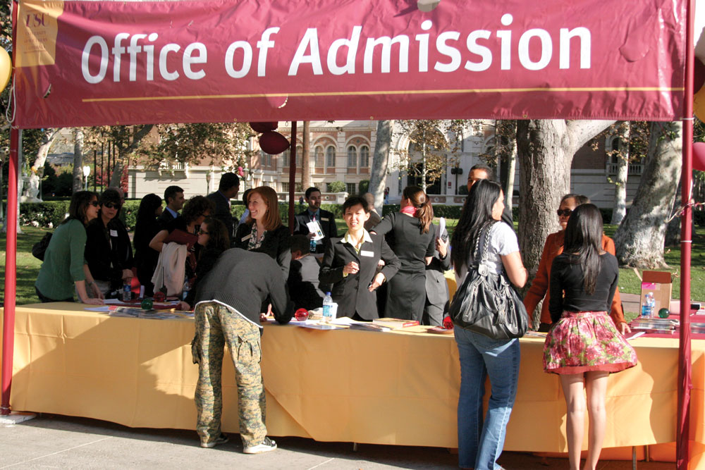 Usc admissions essay