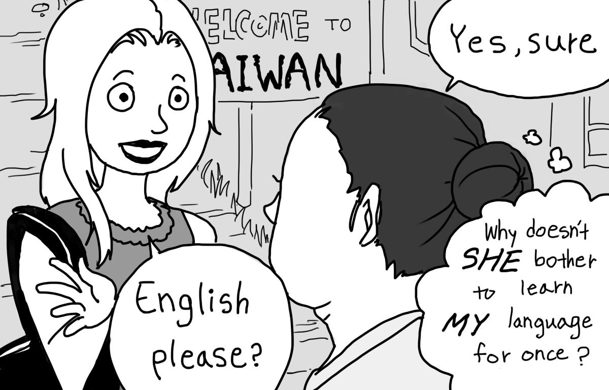 Asian german speak