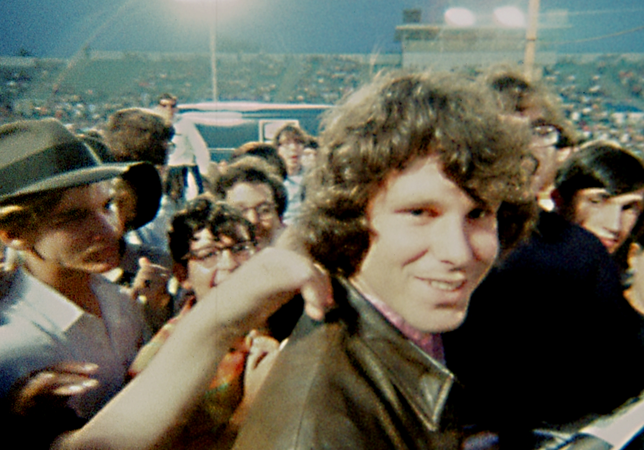Lizard King · When Youu0027re Strange A Film About the Doors uses archival footage with narration to tell the story of the u002760s rock band.  sc 1 st  Daily Trojan & Doors documentary breaks on through | Daily Trojan