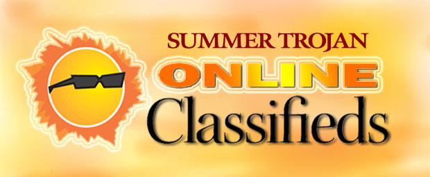 Summer Online Classifieds