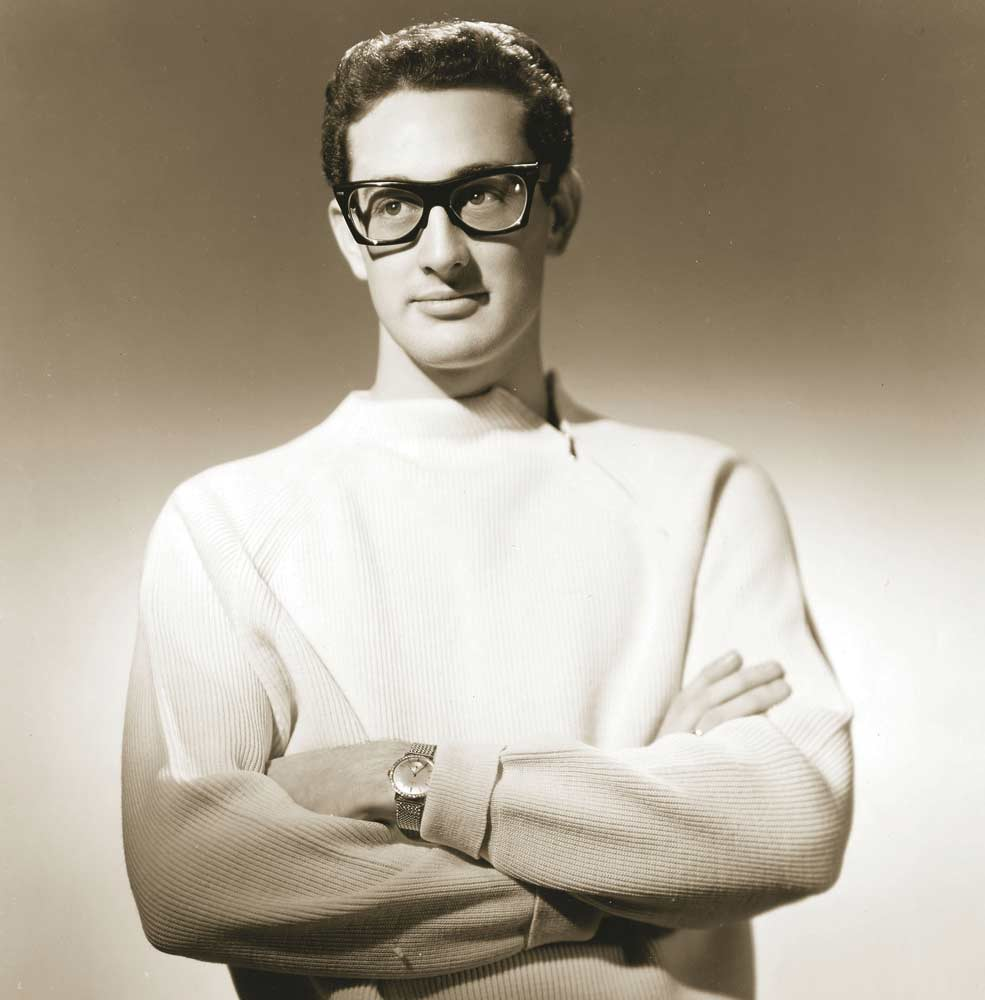 Buddy Holly , Crickets, The , Big Bopper* Big Bopper, The·, Ritchie Valens - The Real Buddy Holly Story