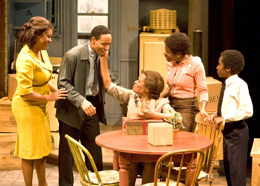 raisin in the sun time period