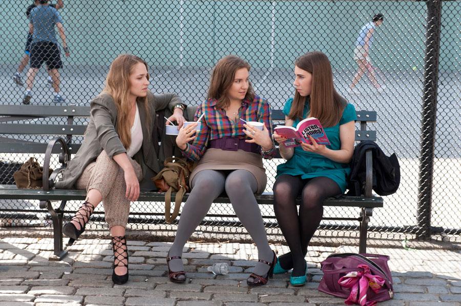 Девочки, (Girls) ,сериал, смотреть онлайн, 2 сезон : 9-10 серия, смотреть о
