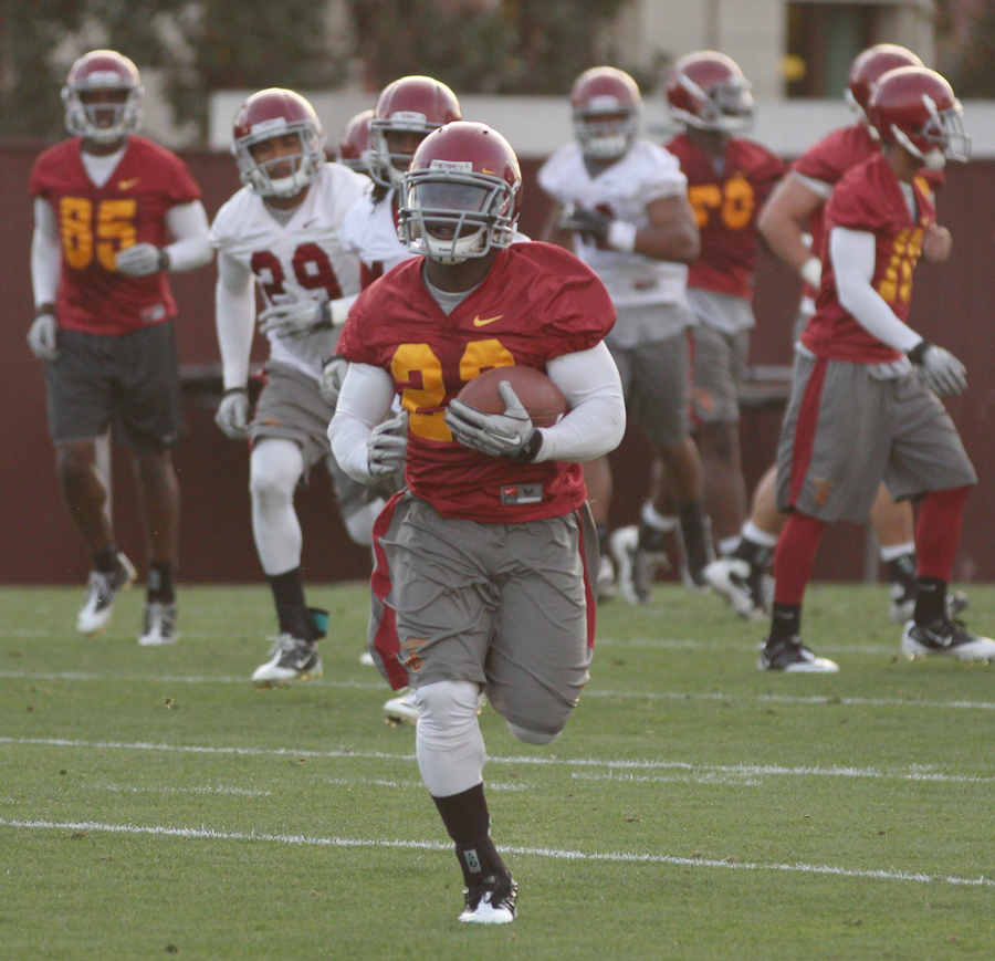 """Tailback U"" label is a thing of the past 