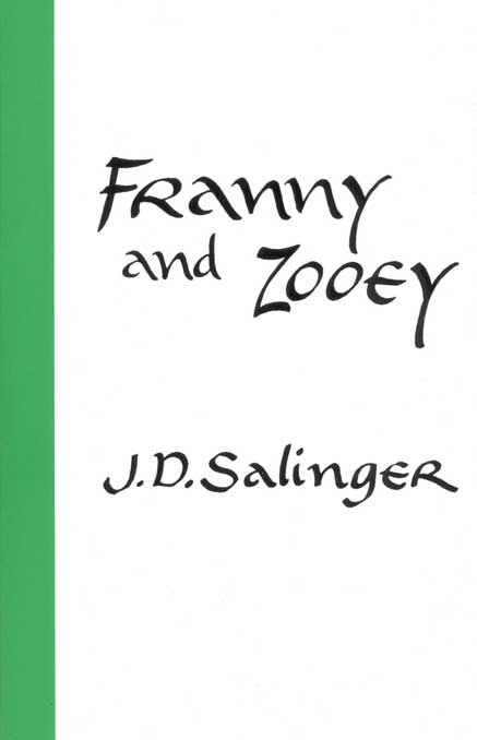 franny and zooey zen analysis Franny and zooey took longer i read it over and over first because i loved the dialogue, and later, because in her confusion about life and love and faith, franny seemed to me to be a soul mate.