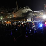 Endeavour travels to California Science Center