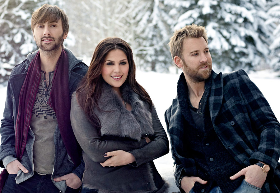 lady antebellum - photo #6