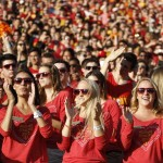 USC student section