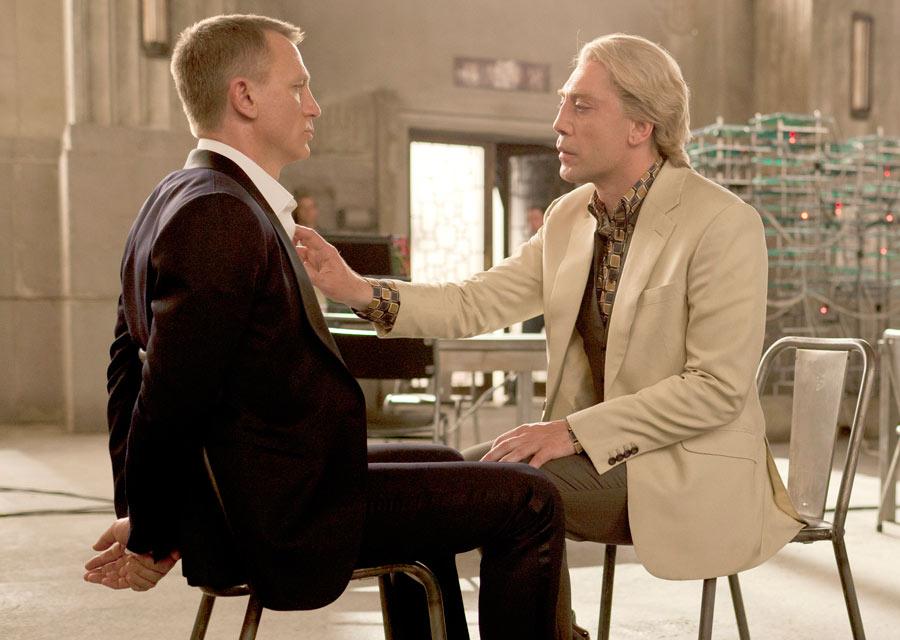 Skyfall rises as new James Bond classic   Daily Trojan