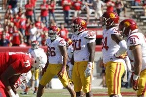 Changes coming · The 2012-13 USC Trojans allowed 24.3 points per game under former coordinator Monte Kiffin, ranking 40th in the country.  - Carlo Acenas | Daily Trojan