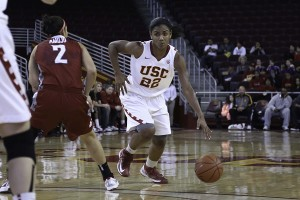 Moving forward · The Women of Troy look to continue their winning ways on the road.  In their previous trip to Berkeley, the team defeated the Golden Bears 76-75 in a thrilling overtime contest.   - Chris Pham | Daily Trojan