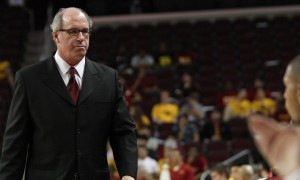 KO'd · USC Athletic Director Pat Haden announced Monday that he was relieving coach Kevin O'Neill of his head coaching duties. In a little more than three seasons at the helm at USC, O'Neill compiled an overall record of 48-65.  - Carlo Acenas | Daily Trojan