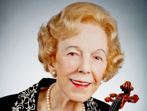Sweet melodies · The $7 million donation from Thornton School of Music professor Alice Schoenfeld will establish a scholarship fund. Schoenfeld donated $3 million to Thornton in October. — Courtesy of USC News