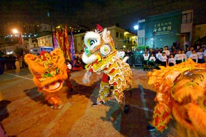 Living tradition · Dragon dancing will be one many attractions on display during Chinatown's Chinese New Year celebration this year. -  Courtesy of Linh Ho