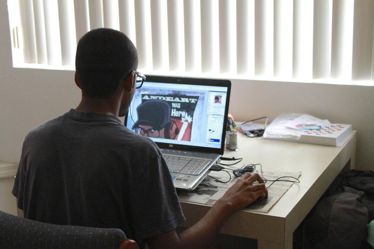 Computer Graphics majors for school