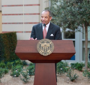 Legendary leader · Vice President for Student Affairs Michael L. Jackson announced Monday that he will resign after 18 years at USC. - Ralf Cheung   Daily Trojan