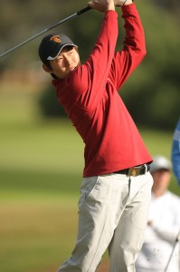 High expectations · Former Trojan Steve Lim (above) and the Men of Troy finished 15th in the NCAA championships last season. - Photo courtesy of USC golf team   Daily Trojan