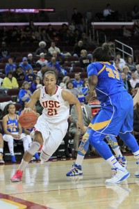 Poor showing · USC shot just 28.3 percent against UCLA. - Corey Marquetti | Daily Trojan