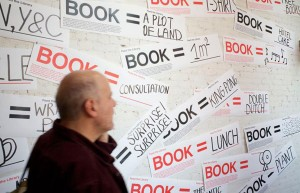 Power of print · The L.A. Art Book Fair at the Museum of Contemporary Art celebrates print and art through its showcase of books, poetry, academic journals, vintage magazines and hand-printed comics. - Courtesy of The Geffen Contemporary at MOCA