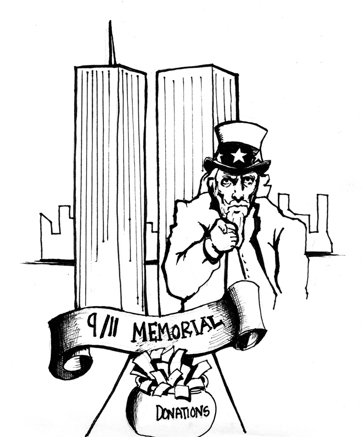 Fee For 9/11 Memorial Necessary