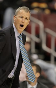 New Trojan · New head coach Andy Enfield turned heads and received national acclaim after leading Florida Gulf Coast University to the NCAA tournament's Sweet 16. - Courtesy of Steven M. Falk