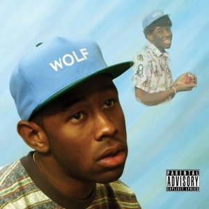 Growing up · Tyler, the Creator's 18-track album Wolf represents a part of who he is and serves as another impressive chapter in his discography. - Courtesy of Life or Death PR and Management