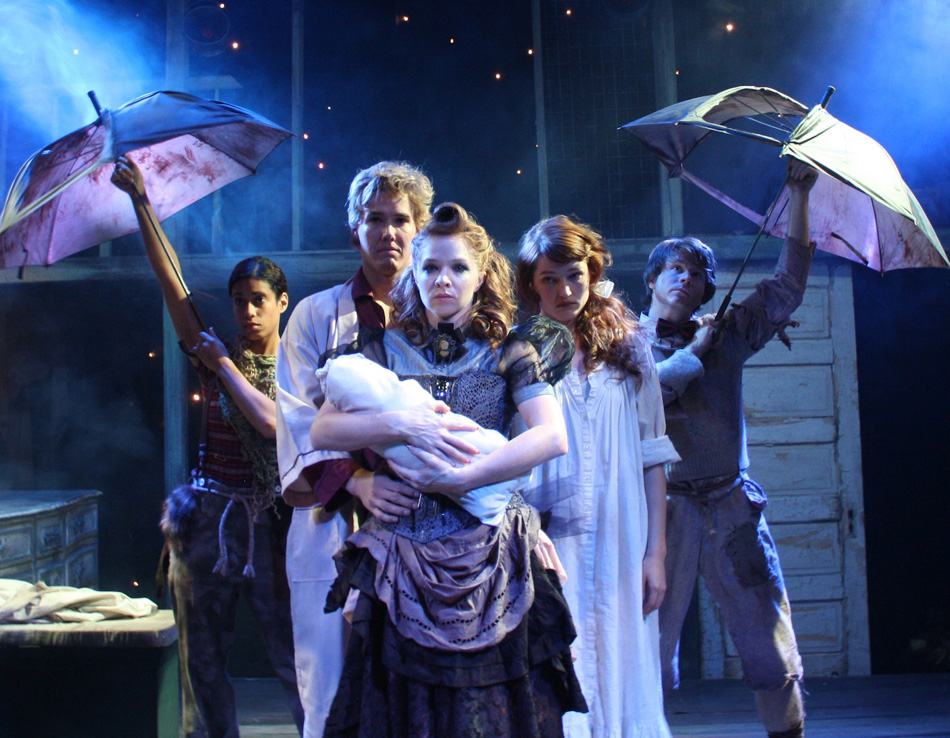 Play creates darker version of J.M. Barrie's classic tale ...