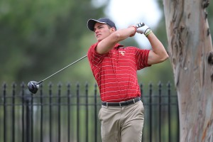 Final stretch · USC senior golfer Sam Smith took 17th place at the Pac-12 championships at the Los Angeles Country Club on Wednesday. He and the rest of the golf team hope to do better in the NCAA championship. - Courtesy of USC Sports Information Department