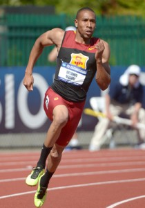 Unrivaled · Senior Bryshon Nellum finished his USC career as the 2013 Pac-12 champion in both the 200 and 400 meter, becoming just the second athlete to accomplish the feat. He ran a personal record of 44.73 in the 400 meter final at the Pac-12 championships. - Kirby Lee | USC Sports information