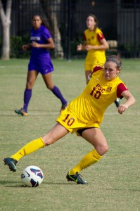 Redirect · USC senior midfielder Jordan Marada hopes to lead her team to a resurgent 2013 season. Marada started every game last season for the Women of Troy and notched a team-leading five goals and five assists. - Joseph Chen | Daily Trojan