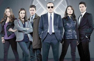Agents of change · Clark Gregg (third from right) plays Phil Coulson, the leader of the fictional espionage agency S.H.I.E.L.D. in Agents of S.H.I.E.L.D.  Events in the show will run parallel to The Avengers universe. - Courtesy of filmschoolrejects.com