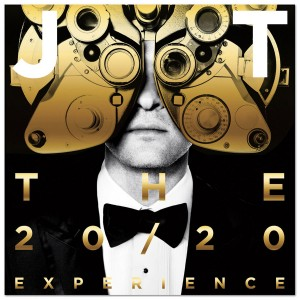"Seeing double · The 20/20 Experience — 2 of 2 incorporates elements of Justin Timberlake's March release but also includes new sounds, which have a more up-tempo, hip-hop vibe, as exemplified by the single ""TKO."" - Courtesy of Justin Timberlake"